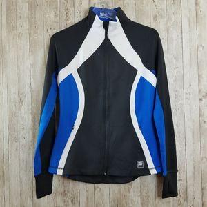 New FILA Training Athletic Jacket
